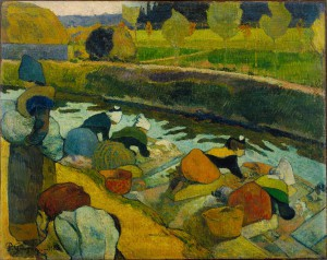 Paul_Gauguin_-_Washerwomen_-_Google_Art_Project